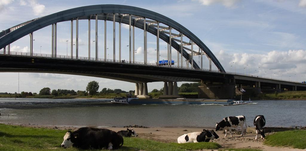 Afbeelding Lekbrug Vianen - Viabytes website
